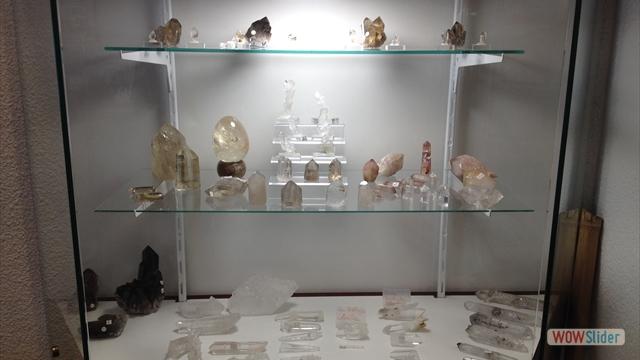 Minéraux Lithothérapie Grenoble Vif Bourg Oisans La Mure Gap